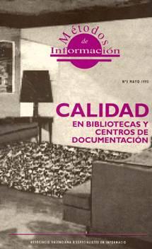 Métodos de información - Portada 5